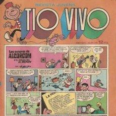 Tebeos: TÍO VIVO - AÑO XVIII- Nº 741 -DANI FUTURO-PROFESOR TRAGACANTO-BARLOVENTO-1975-BUENO-DIFÍCIL-LEA-3788. Lote 218967806