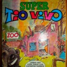 Tebeos: SUPER TIO VIVO AÑO 1983 Nº 134 EDITORIAL BRUGUERA NUEVO. Lote 128373451