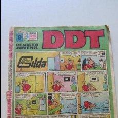 Tebeos: DDT Nº 88, , ÉPOCA III. BRUGUERA CS136. Lote 128444327