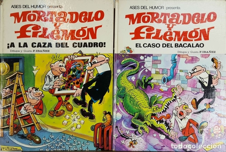 Tebeos: COLECCIÓN DE 20 TEBEOS DE MORTADELO Y FILEMON. EDIT. BRUGUERA. F. IBAÑEZ. - Foto 6 - 128452503