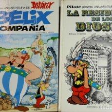 Tebeos: COLECCION DE 22 COMICS DE ASTERIX. GOSCINNY. EDIT. BRUGUERA. VARIAS EDICIONES. . Lote 128504623