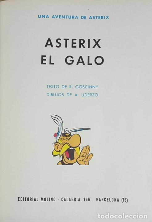 Tebeos: COLECCION DE 22 COMICS DE ASTERIX. GOSCINNY. EDIT. BRUGUERA. VARIAS EDICIONES. - Foto 10 - 128504623