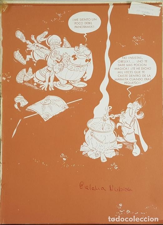 Tebeos: COLECCION DE 22 COMICS DE ASTERIX. GOSCINNY. EDIT. BRUGUERA. VARIAS EDICIONES. - Foto 12 - 128504623