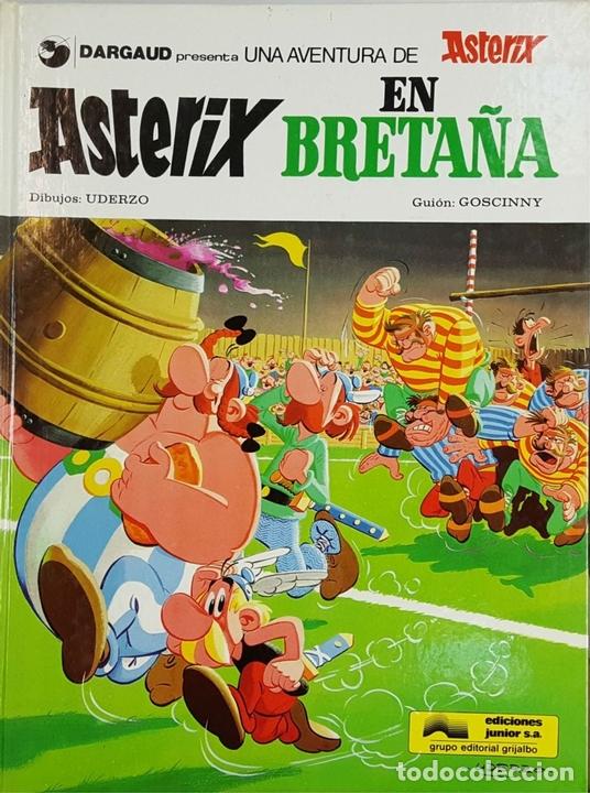 Tebeos: COLECCION DE 22 COMICS DE ASTERIX. GOSCINNY. EDIT. BRUGUERA. VARIAS EDICIONES. - Foto 13 - 128504623