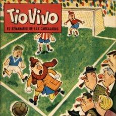 Tebeos: TIO VIVO-49. EPOCA 2 (BRUGUERA, 1962). Lote 128526459