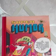 Tebeos: SUPER HUMOR VOLUMEN 60 PRIMERA EDICION JULIO 1989 ENVIO 7,70 CERTIFICADO. Lote 128528559