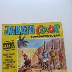 Tebeos: JABATO COLOR ALBUM AMARILLO SEGUNDA EPOCA Nº 39: ACUSADO DE TRAICION BRUGUERA CS136. Lote 128536915