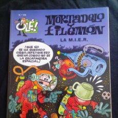 Tebeos: MORTADELO Y FILEMÓN 149 LA M.I.E.R. PRIMERA EDICIÓN 1999.. Lote 128549547