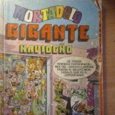 Tebeos: MORTADELO GIGANTE NAVIDEÑO 1975. (148 PÁGINAS!). Lote 128562311