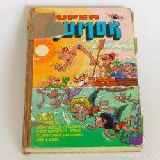 Tebeos: SUPER HUMOR Nº 1 EDITORIAL BRUGUERA 1977 EDICIÓN 2ª. Lote 128625603