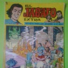 Tebeos: EL JABATO EXTRA NÚMERO 41 AÑO 2 EL IDOLO KUALI. Lote 128632868