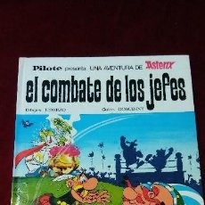 Tebeos: ASTÉRIX EL COMBATE DE LOS JEFES. Lote 128637479