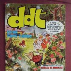 Tebeos: DDT.EXTRA MAYO FLORIDO. 24/5/1982. 76 PÁGINAS.. Lote 128645251