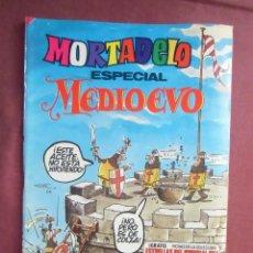 Tebeos: MORTADELO. ESPECIAL MEDIEVO Nº 131, 1982. 76 PÁGINAS, IMPECABLE.. Lote 128646231