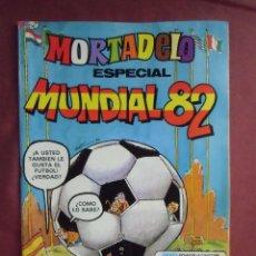 Tebeos: MORTADELO. ESPECIAL MUNDIAL 82- Nº 134, 1982. 76 PÁGINAS.. Lote 128646463
