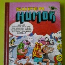 Tebeos: SUPER HUMOR 56 MORTADELO 1 EDICION 1988. Lote 128646504
