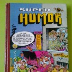 Tebeos: SUPER HUMOR 18 MORTADELO 1A EDICIÓN 1990 LOMO SEPARADO. Lote 128646903