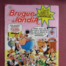Tebeos: BRUGUELANDIA, Nº 12, 14/6/1982. BRUGUERA, 76 PÁGINAS , B/C.. Lote 128648479