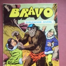 Tebeos: BRAVO. Nº 64, BRUGUERA, 15/11/1976. B/C.. Lote 128648619