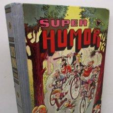 Tebeos: SUPER HUMOR VOLUMEN XVII, BRUGUERA 1ª ED. 1977. Lote 128665199