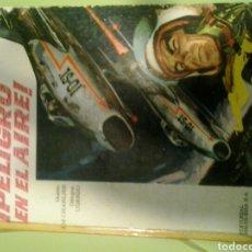 Tebeos: PELIGRO EN EL AIRE PILOTE 1969 TAPA DURA CON CELO. Lote 128661648
