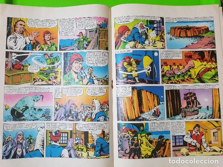 Tebeos: El Corsario de Hierro nº 2 años 1977 y 1980 - Foto 2 - 128680399