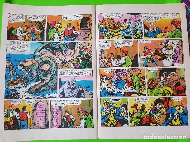 Tebeos: El Corsario de Hierro nº 2 años 1977 y 1980 - Foto 3 - 128680399