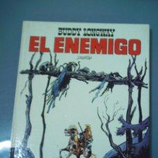 Tebeos: BUDDY LONGWAY. EL ENEMIGO.. Lote 128720403