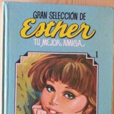 Tebeos: GRAN SELECCIÓN ESTHER, TU MEJOR AMIGA - Nº 1 - EDITORIAL BRUGUERA, 1984. Lote 128740107