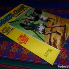 Tebeos: MUY BUEN ESTADO, JABATO COLOR EXTRA ÁLBUM AMARILLO 1ª ÉPOCA Nº 19. BRUGUERA 1971. 35 PTS. DIFÍCIL.. Lote 128864371