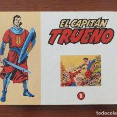 Tebeos: EL CAPITAN TRUENO - LIBRO REEDICION DEL PERIODICO. Lote 128871687
