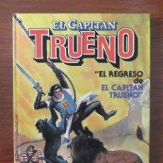 Tebeos: EL CAPITAN TRUENO - EL REGRESO. Lote 128871907