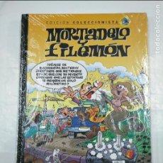 Tebeos: MORTADELO Y FILEMON. TOMO VOLUMEN Nº 6. EDICION COLECCIONISTA. LA SIRENITA... SALVAT. NUEVO. TDKC1. Lote 128926023