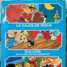 Tebeos: DIBUJOS JAN LLUVIA ESTRELLAS Nº 7 NUEVO 1ª EDICIÓN YESCA-GULLIVER- BRUGUERA 1985 . Lote 128951783