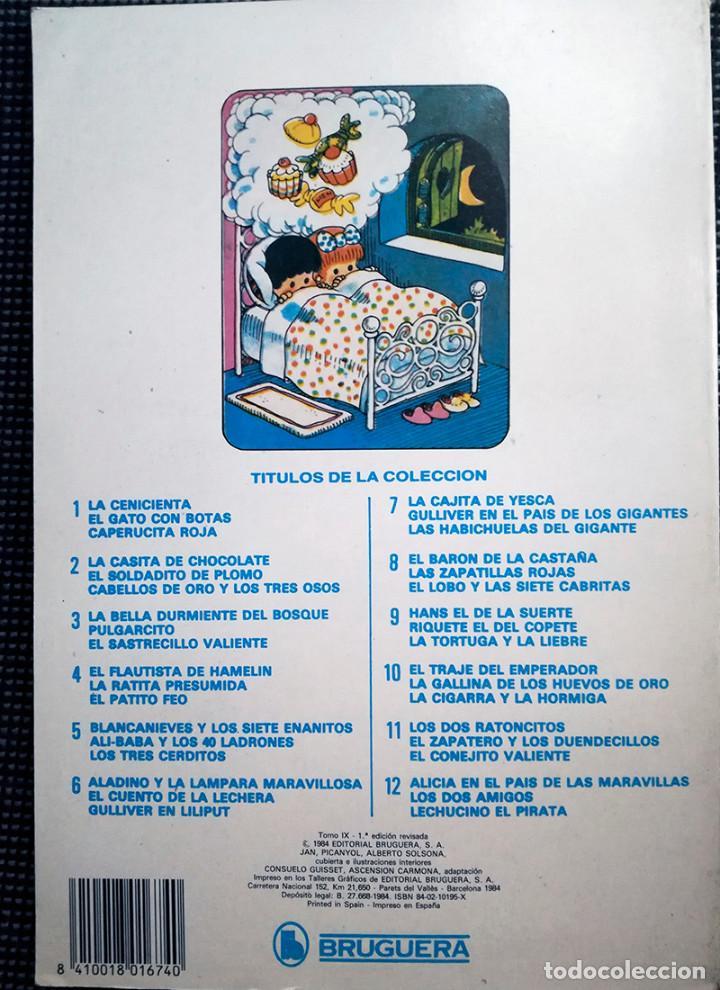 Tebeos: DIBUJOS JAN LLUVIA ESTRELLAS Nº 7 NUEVO 1ª EDICIÓN Yesca-Gulliver- BRUGUERA 1985 - Foto 2 - 152541285