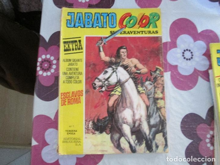 JABATO COLOR EXTRA Nº 1 TERCERA EDICION. (Tebeos y Comics - Bruguera - Jabato)