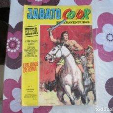 Tebeos: JABATO COLOR EXTRA Nº 1 TERCERA EDICION.. Lote 129143739