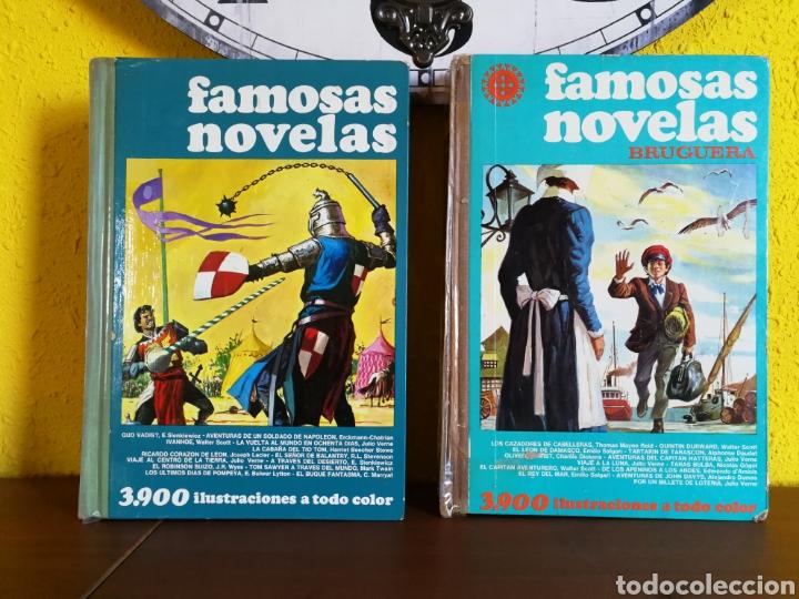 4564b9b2a FAMOSAS NOVELAS BRUGUERA. VOLUMEN II Y VI
