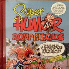 Tebeos: COMIC N°37 SUPER HUMOR 2005. Lote 129336522