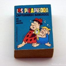 Tebeos: LOS PICAPIEDRA CAPTURANDO BANDIDOS - Nº 146 - COLECCION MINI-INFANCIA - 1º EDCION 1972. Lote 129364615
