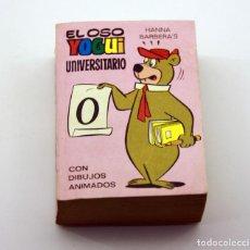 Tebeos: EL OSO YOGUI UNIVERSITARIO - Nº 152 - COLECCION MINI-INFANCIA - 1º EDCION 1972. Lote 129364715
