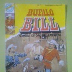 Tebeos: BUFALO BILL BRUGUERA N 7. Lote 129381007