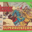 Tebeos: EL CAPITÁN TRUENO - Nº 537 - ¡LAS TRETAS DE TAMPIR! - BRUGUERA - (1967).. Lote 129545987