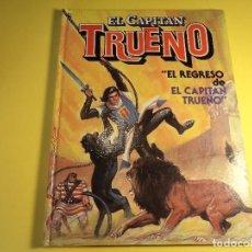 Tebeos: EL CAPITAN TRUENO. EL REGRESO DEL CAPITAN TRUENO. Nº 1. (M-27). Lote 129647467
