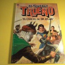 Tebeos: EL CAPITAN TRUENO. EL CHACAL DE BIR JERARI. Nº 2. (M-27). Lote 129647571