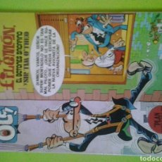 Tebeos: MORTADELO Y FILEMÓN N 183 AÑO 1985 EDICIÓN OLE BRUGUERA COMIC SACARINO Y SIR OTHEO. Lote 129721692