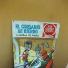 Tebeos: EL CORSARIO DE HIERRO Nº 51. GOLPE DE AUDACIA. JOYAS LITERARIAS. SERIE ROJA. 1978. Lote 129723455