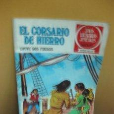 Tebeos: EL CORSARIO DE HIERRO Nº 30. ENTRE DOS FUEGOS. JOYAS LITERARIAS. SERIE ROJA. 1978. Lote 129724775