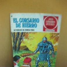 Tebeos: EL CORSARIO DE HIERRO Nº 37. LA RIBERA DE NUNCA MAS. JOYAS LITERARIAS. SERIE ROJA. 1978. Lote 129725163