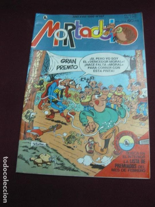 MORTADELO Nº 267. BRUGUERA 1986. (Tebeos y Comics - Bruguera - Mortadelo)
